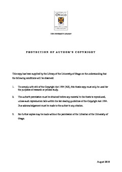 otago thesis latex