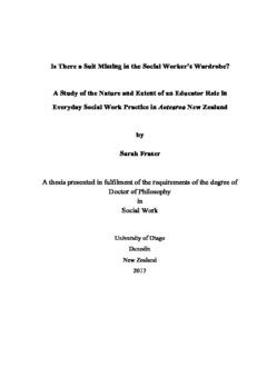 Otago phd thesis